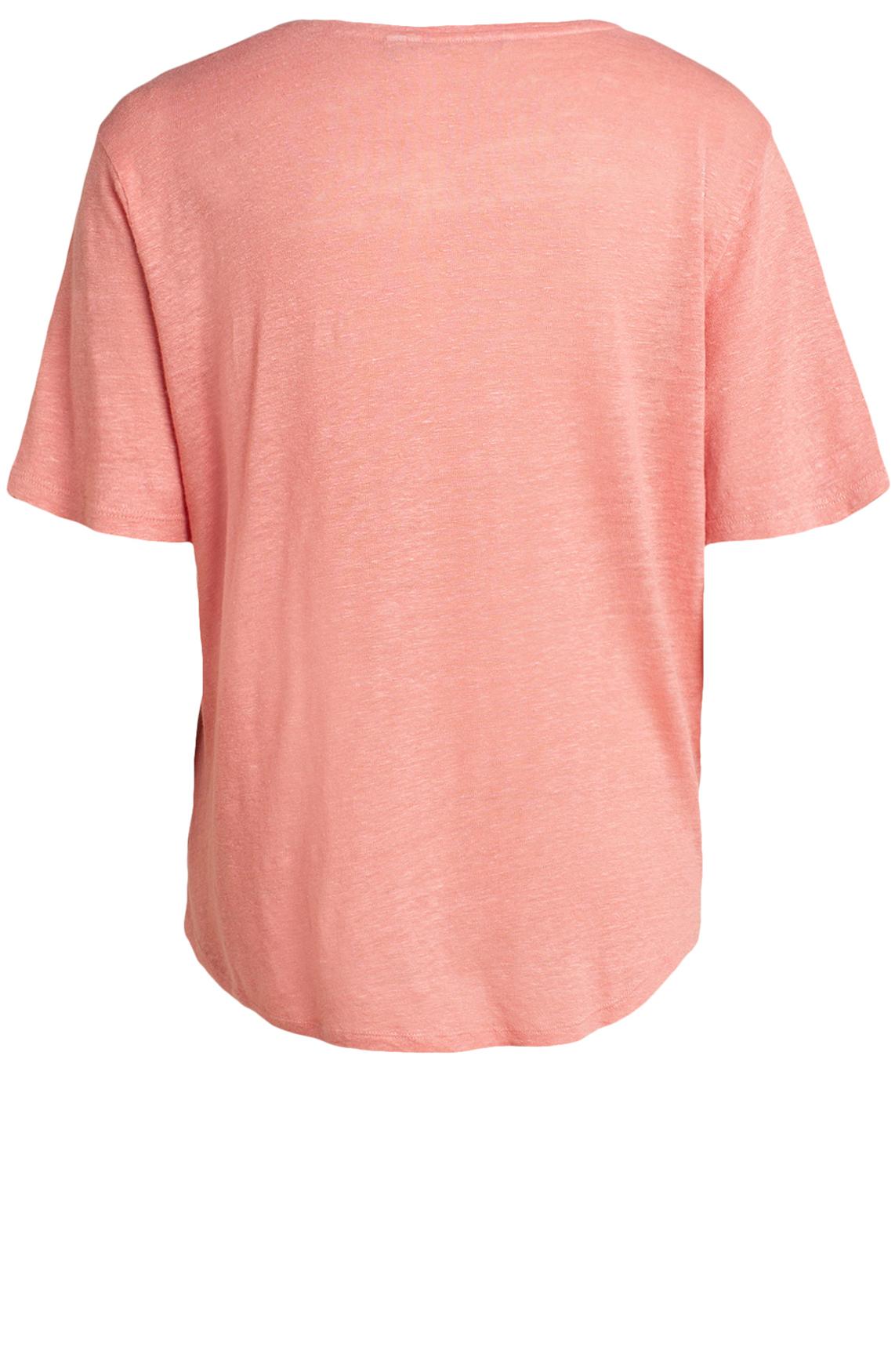 Moscow Dames Linen shirt roze