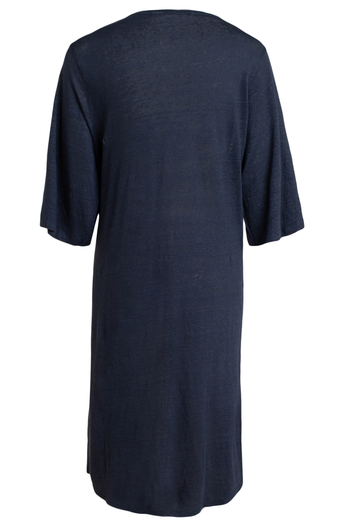 Moscow Dames Linen cardigan Blauw