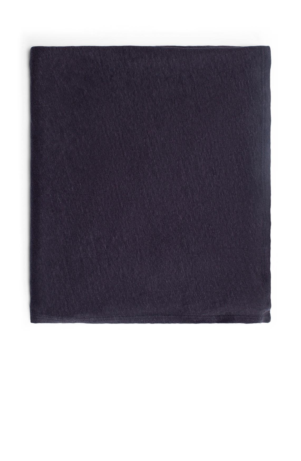 Moscow Dames Linen scarf Grijs
