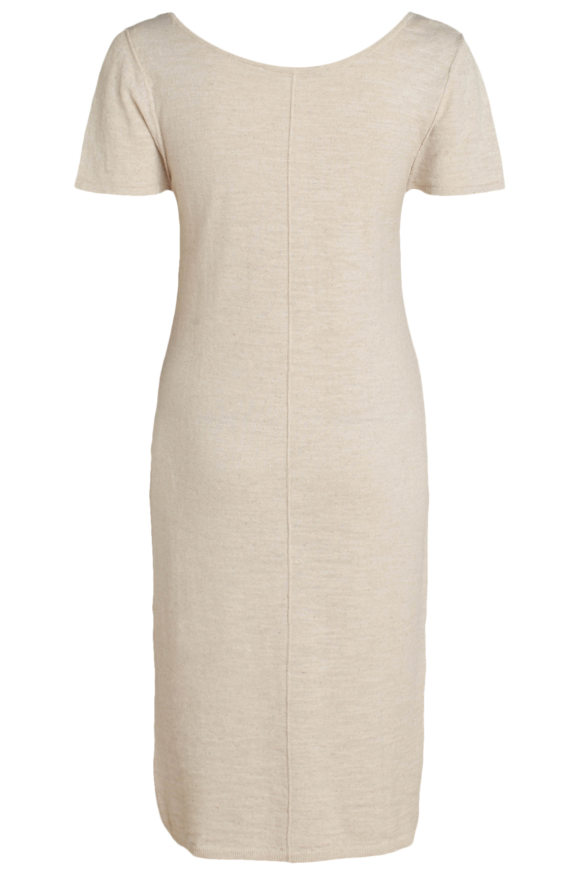 Moscow Dames Linen dress Ecru