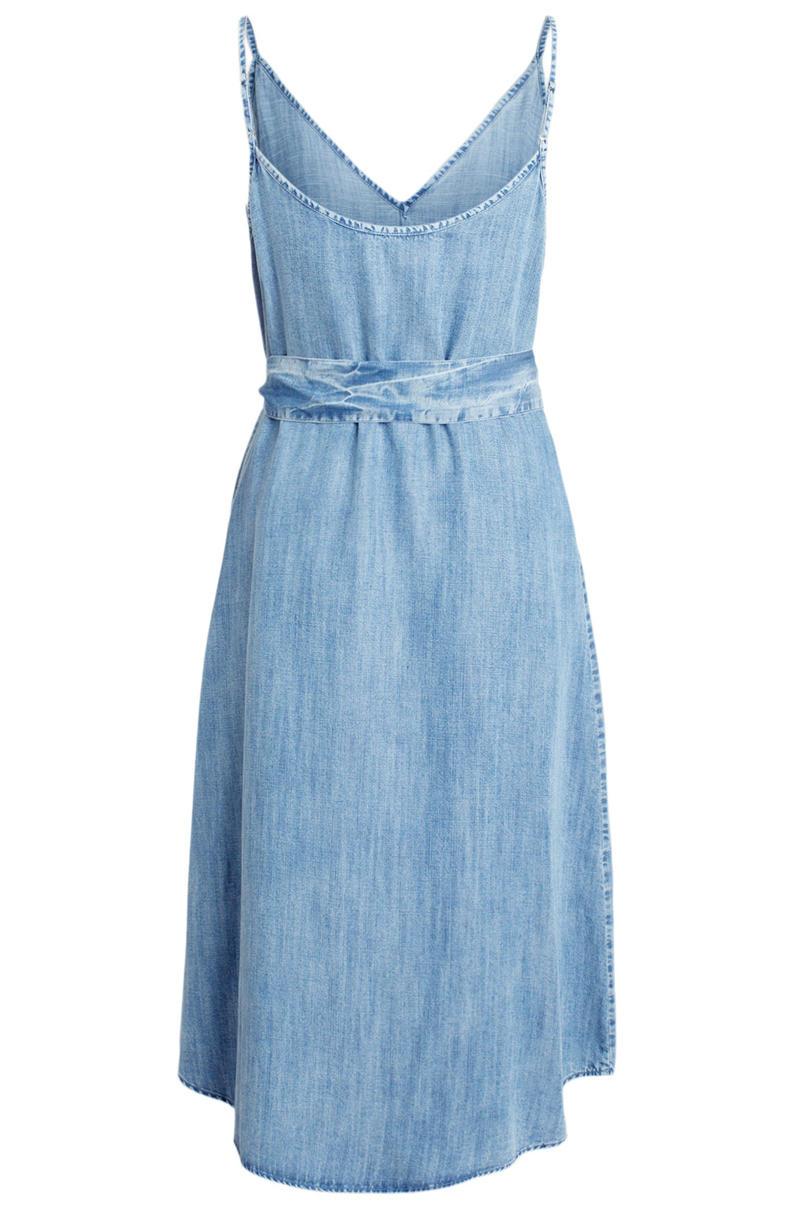 Moscow Dames Denim dress Blauw
