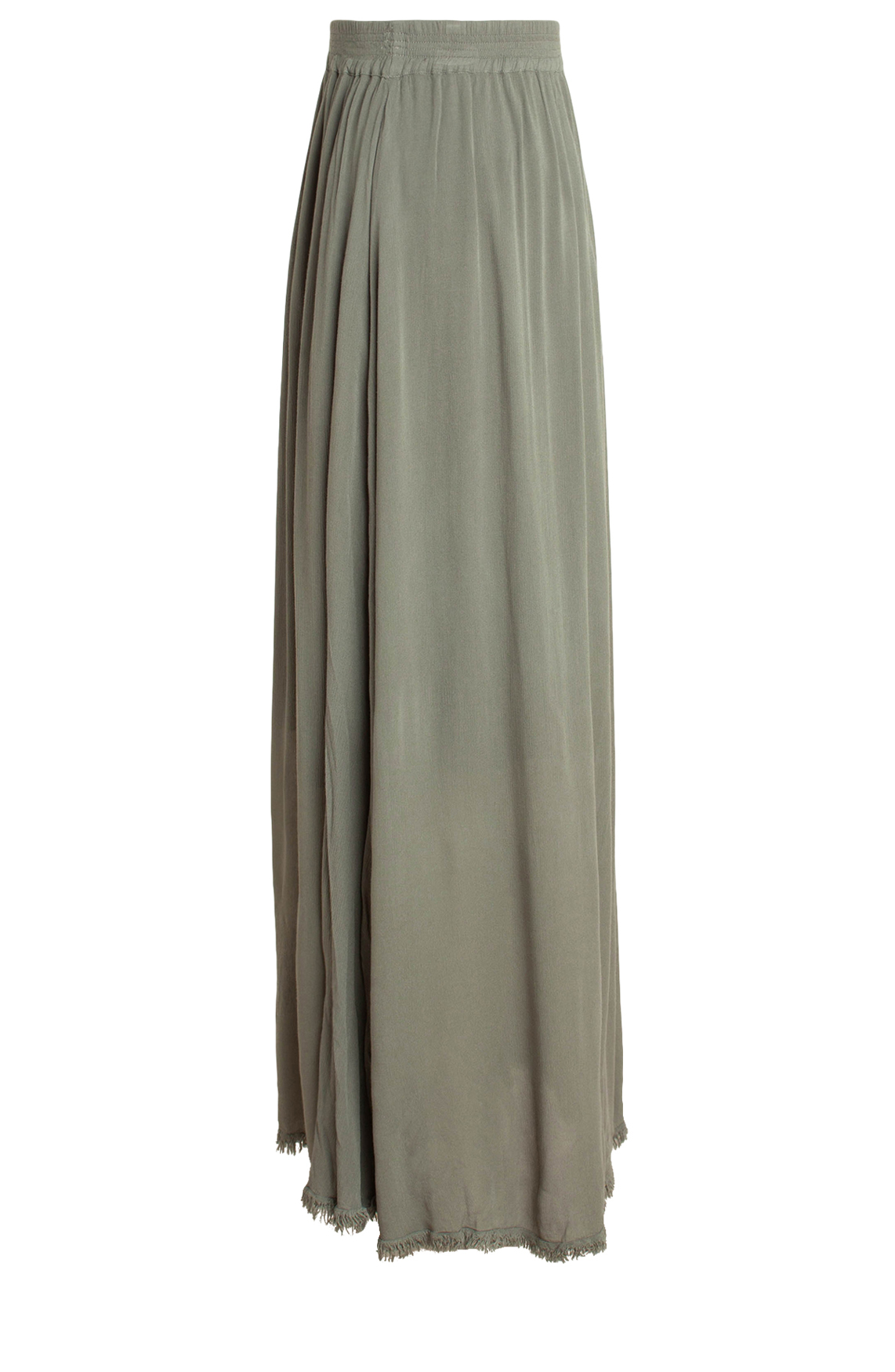 Moscow Dames Long skirt groen