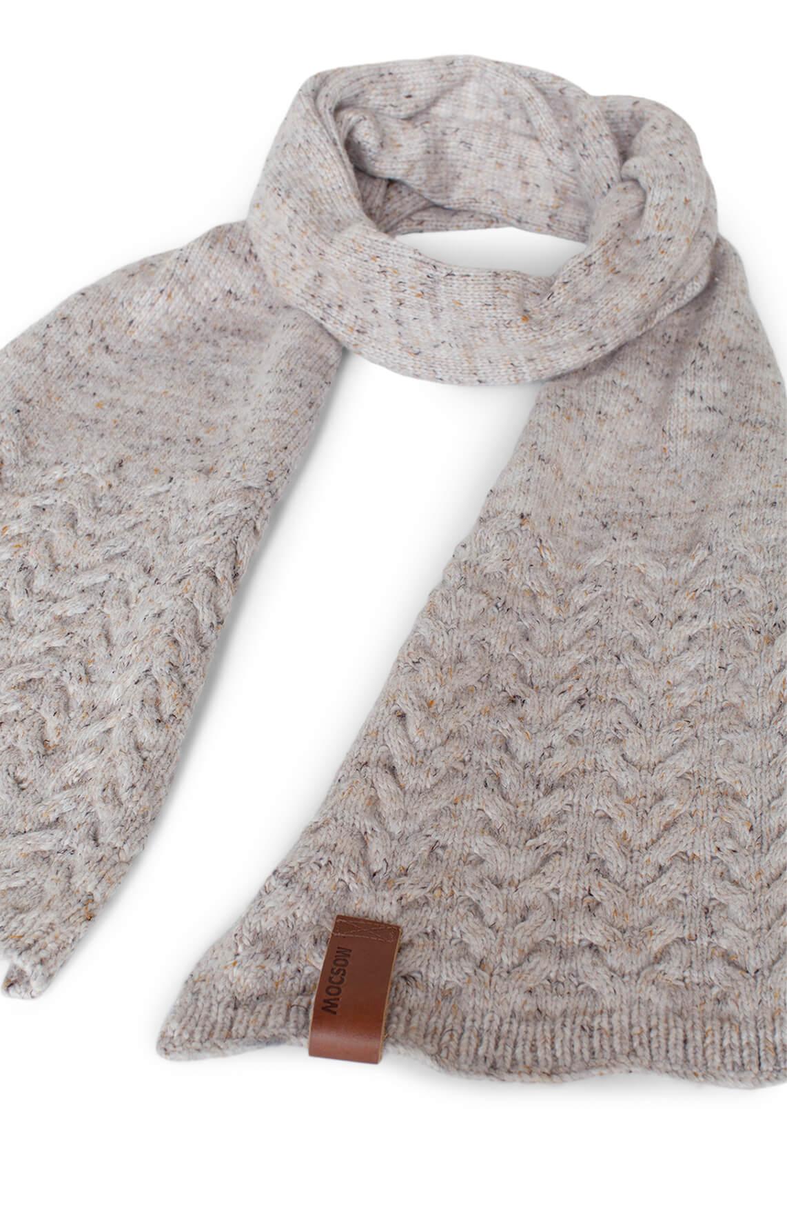 Moscow Dames Maryana scarf Ecru