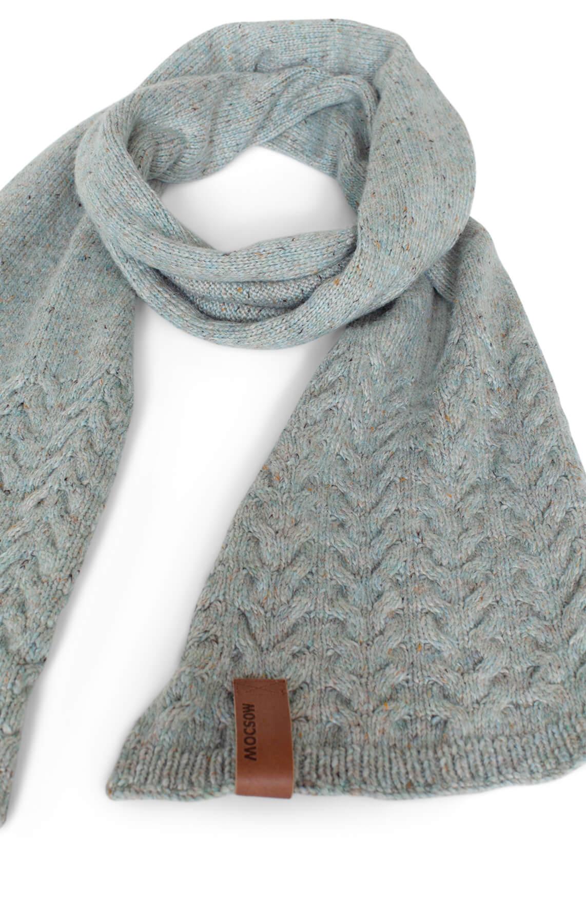 Moscow Dames Maryana scarf groen