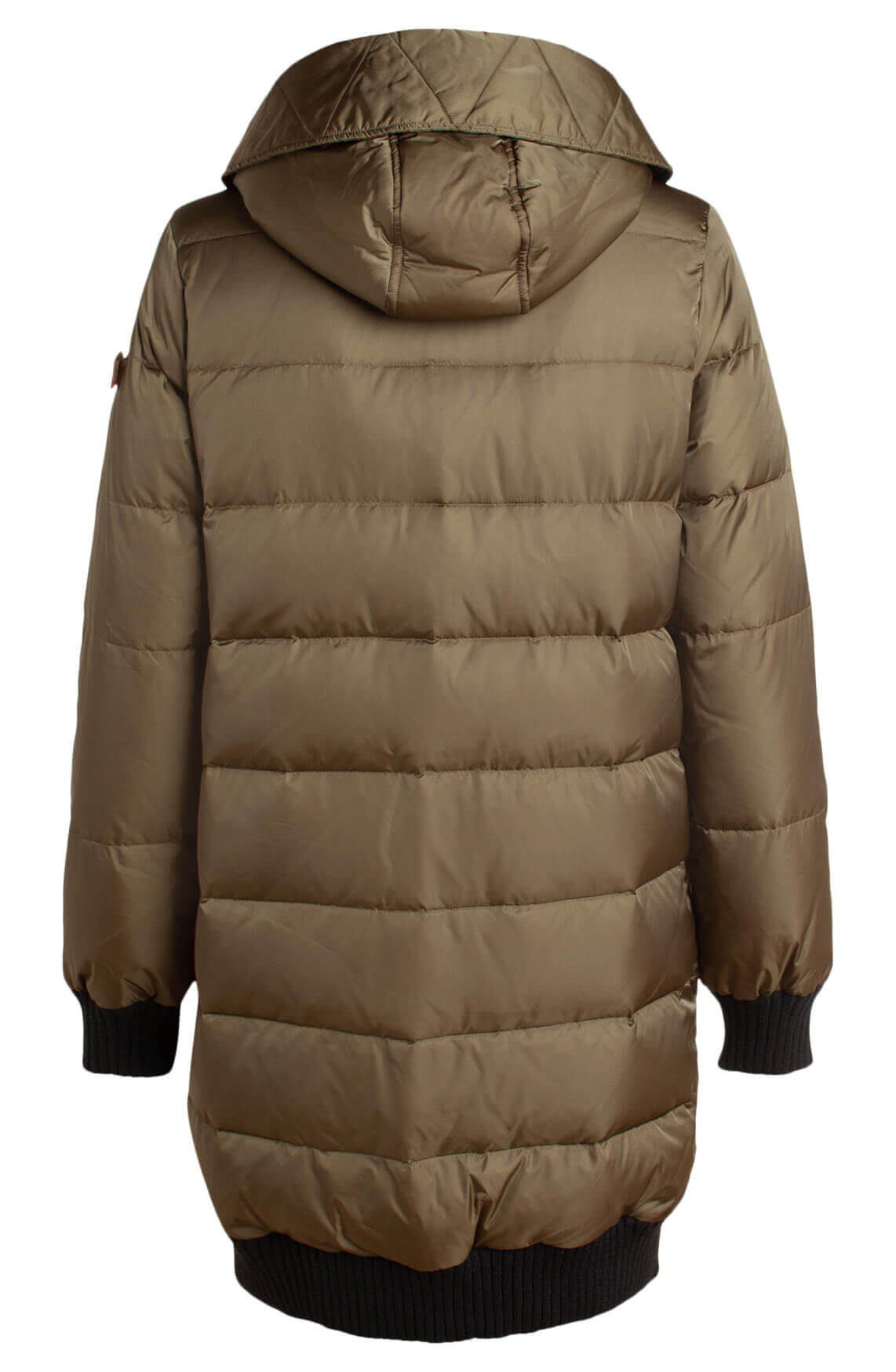 Moscow Dames Katerina down jacket groen