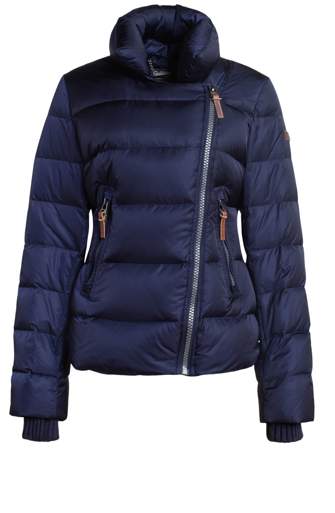 Moscow Dames Petra down jacket Blauw
