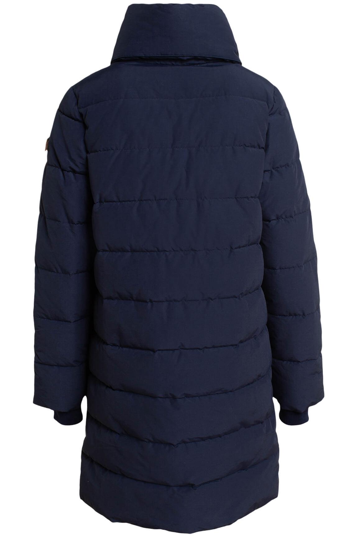 Moscow Dames Slavania jacket Blauw