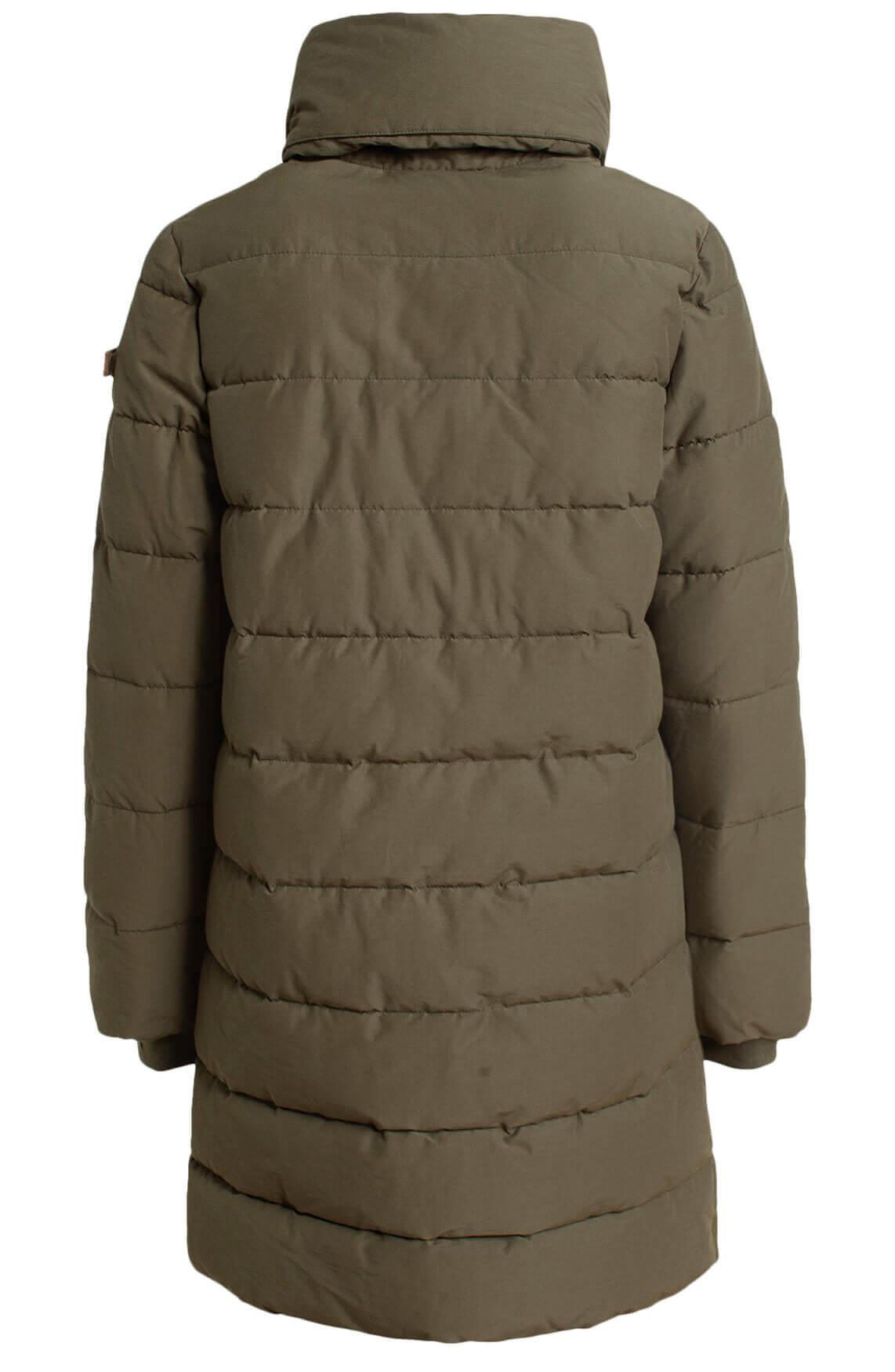 Moscow Dames Slavania jacket Groen