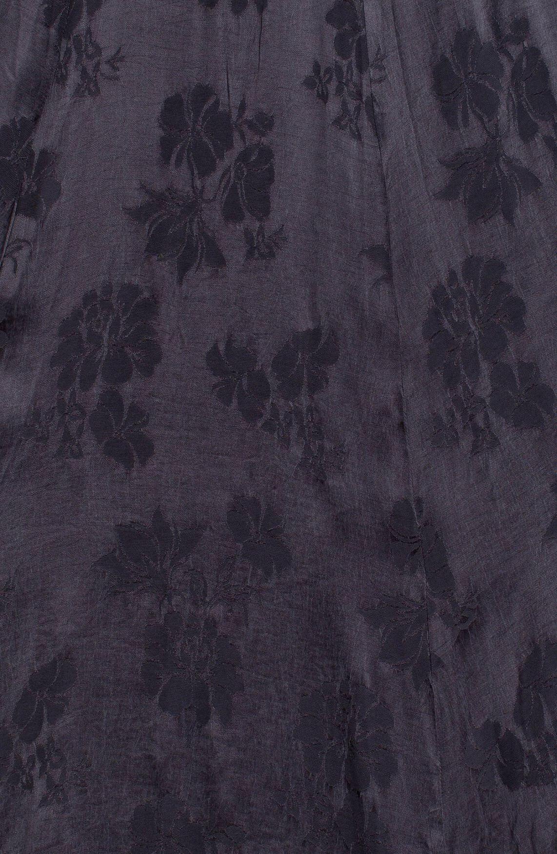Moscow Dames Kadisya floral skirt Grijs