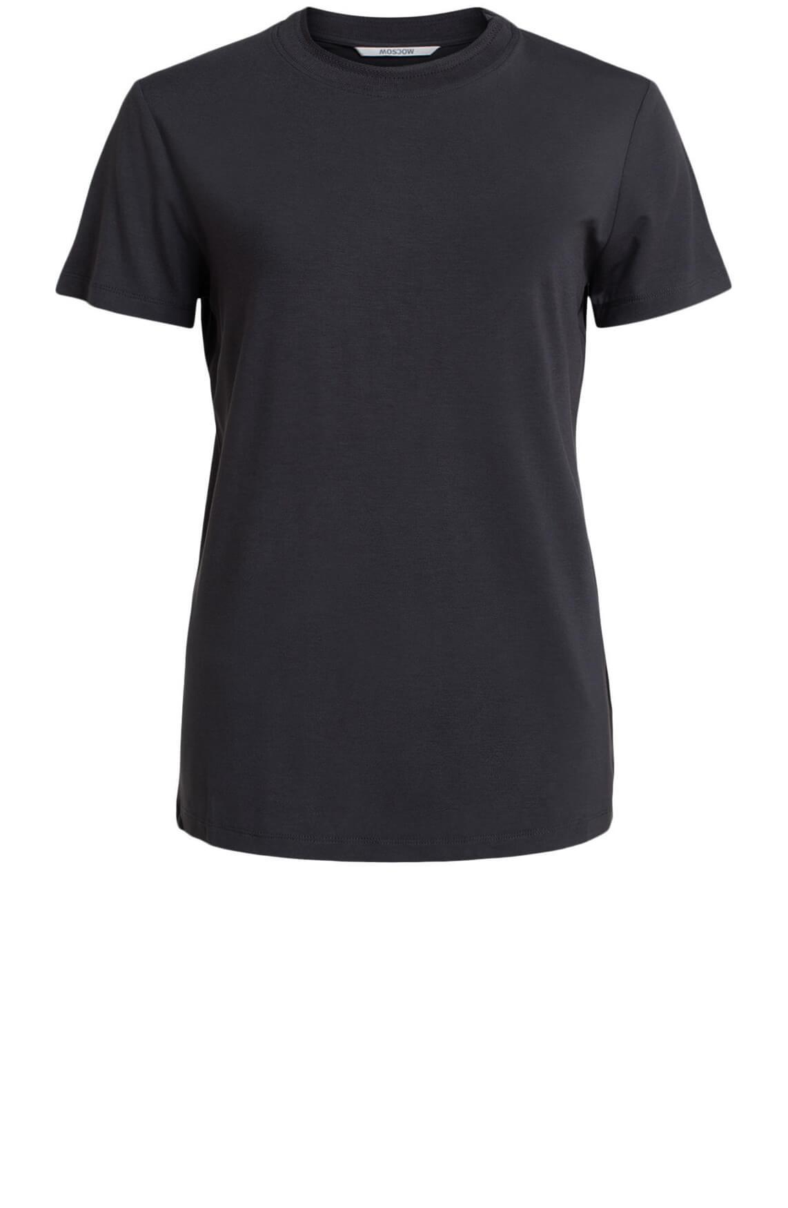 Moscow Dames Miana t-shirt Grijs