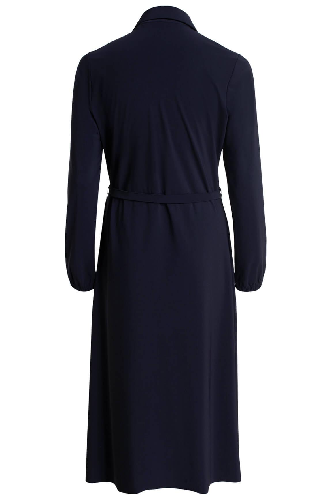 Moscow Dames Nika dress Blauw