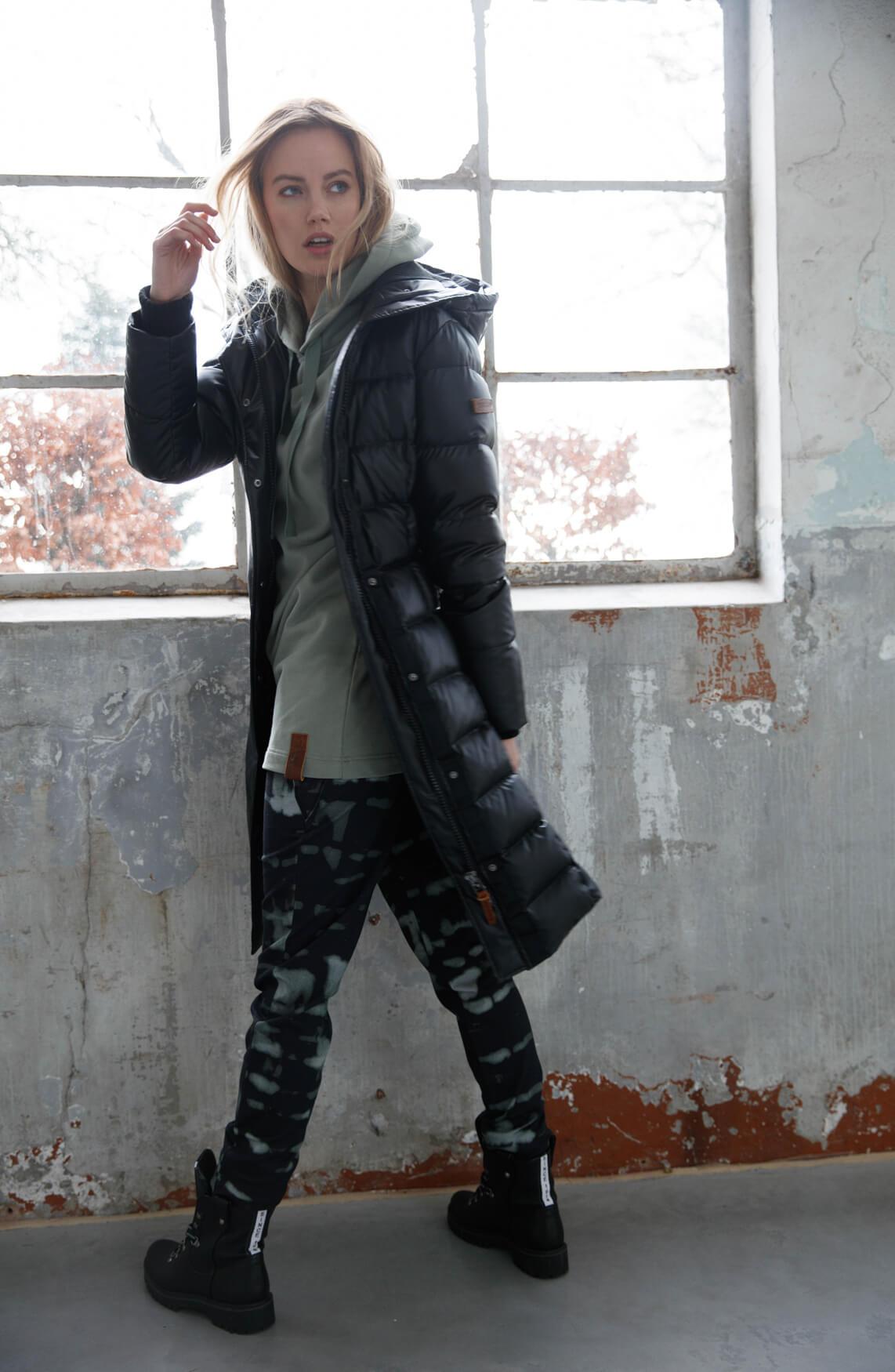 Moscow Dames Viana jogging pants groen