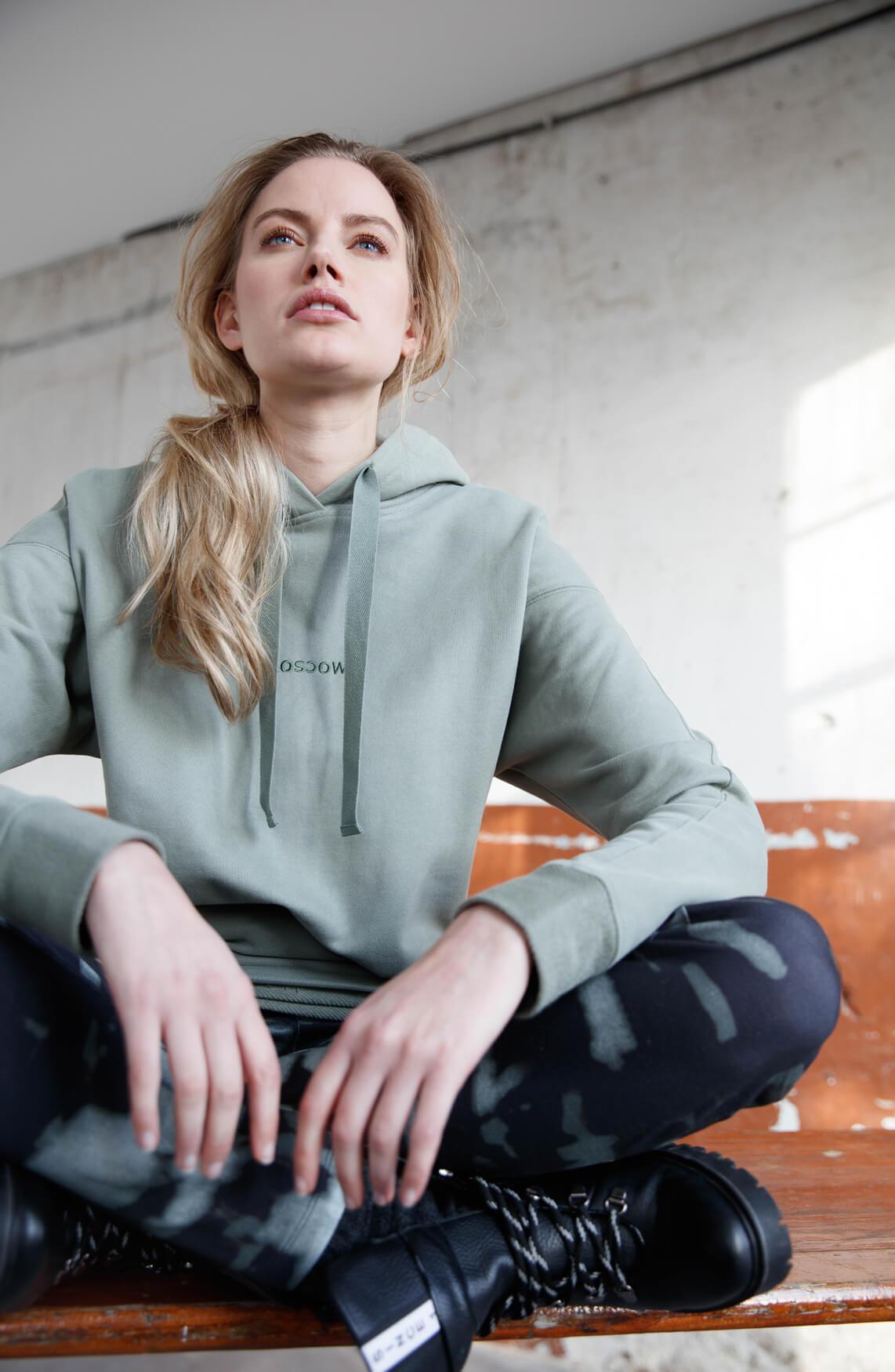 Moscow Dames Viana jogpantalon groen