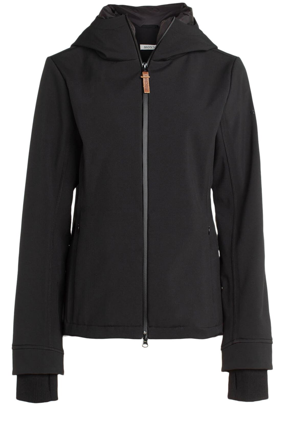 Moscow Dames Baydova jacket Zwart