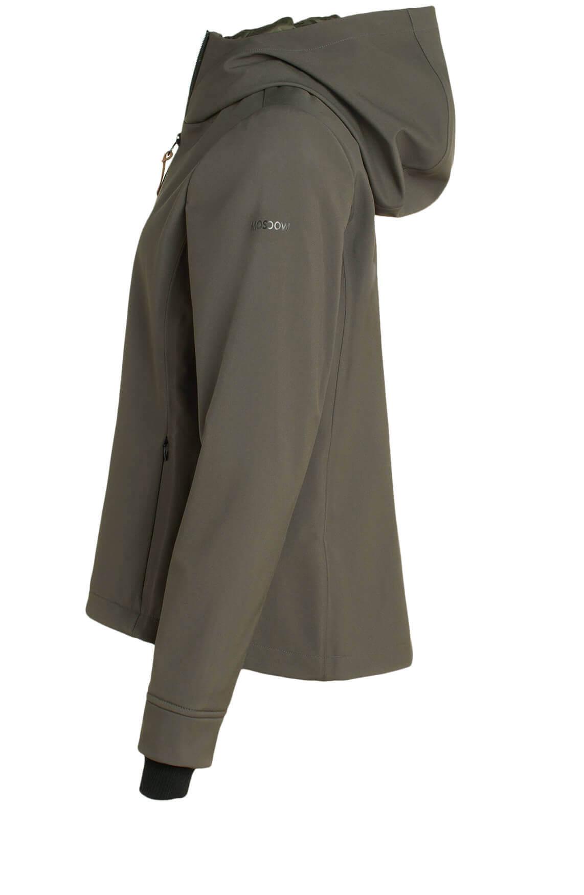Moscow Dames Baydova jacket groen