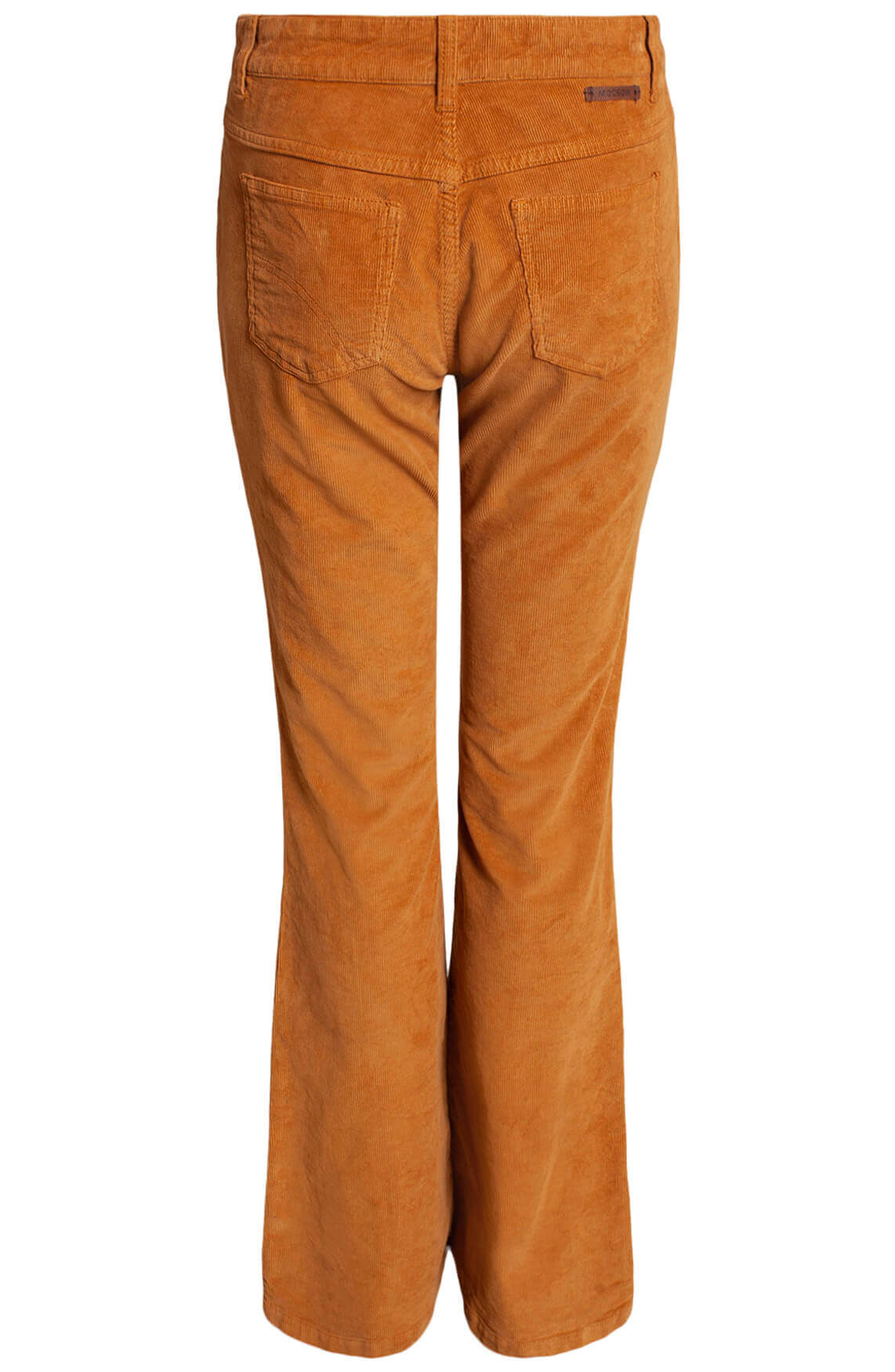 Moscow Dames Miroslava trousers Bruin