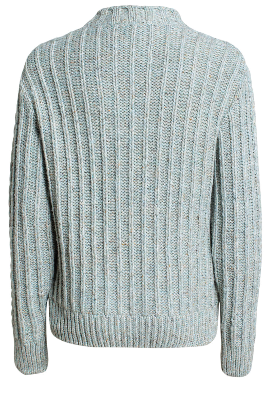 Moscow Dames Livanna cable knit jumper groen