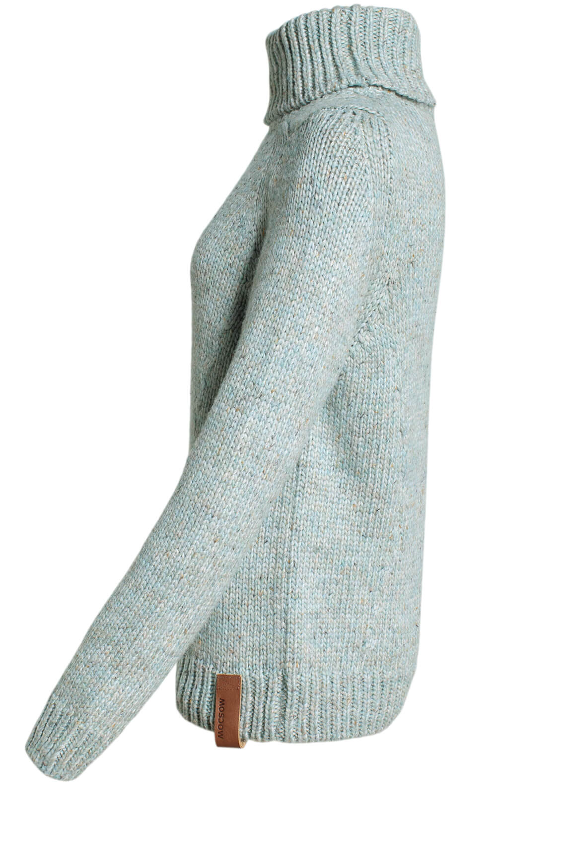Moscow Dames Melina knitted jumper Groen