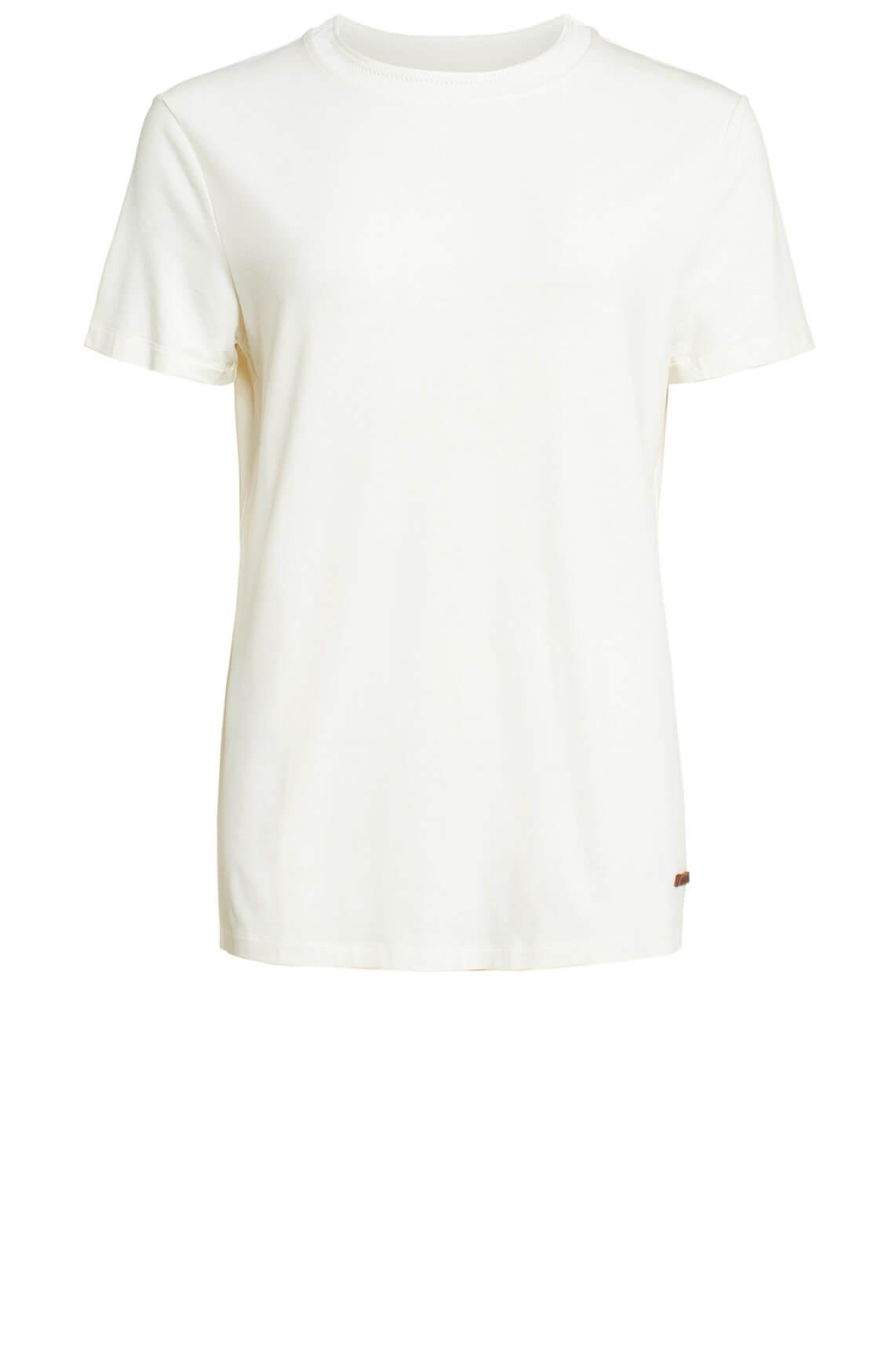 Moscow Dames Miana t-shirt Ecru