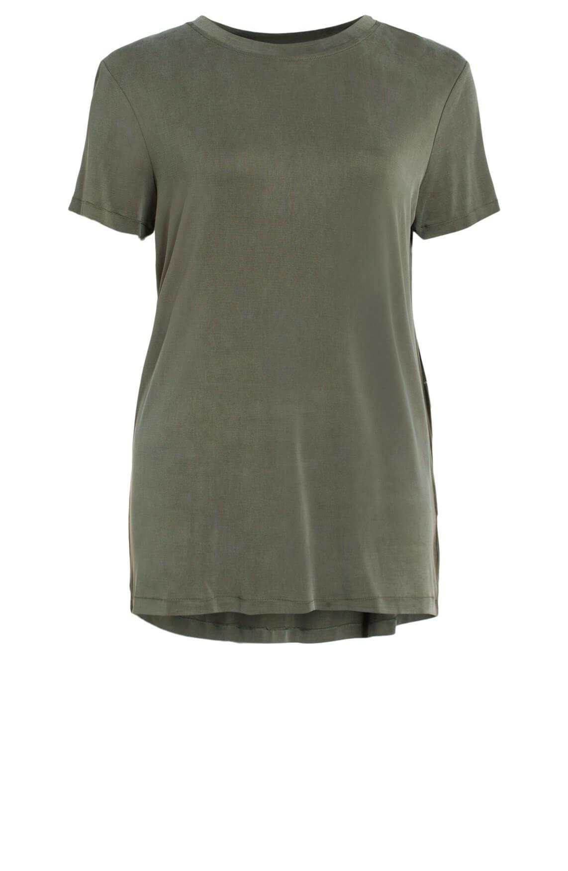Moscow Dames Rufina t-shirt Groen
