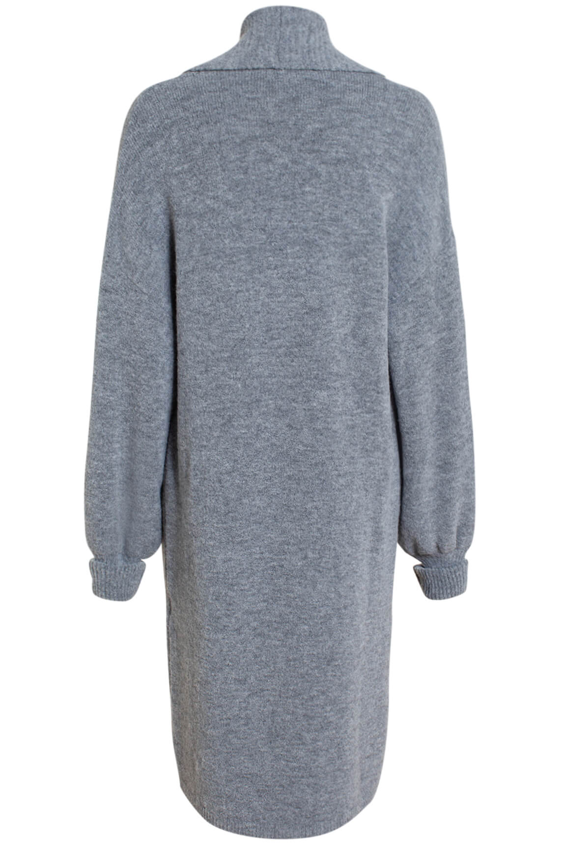 Moscow Dames Jalaine knitted cardigan Grijs