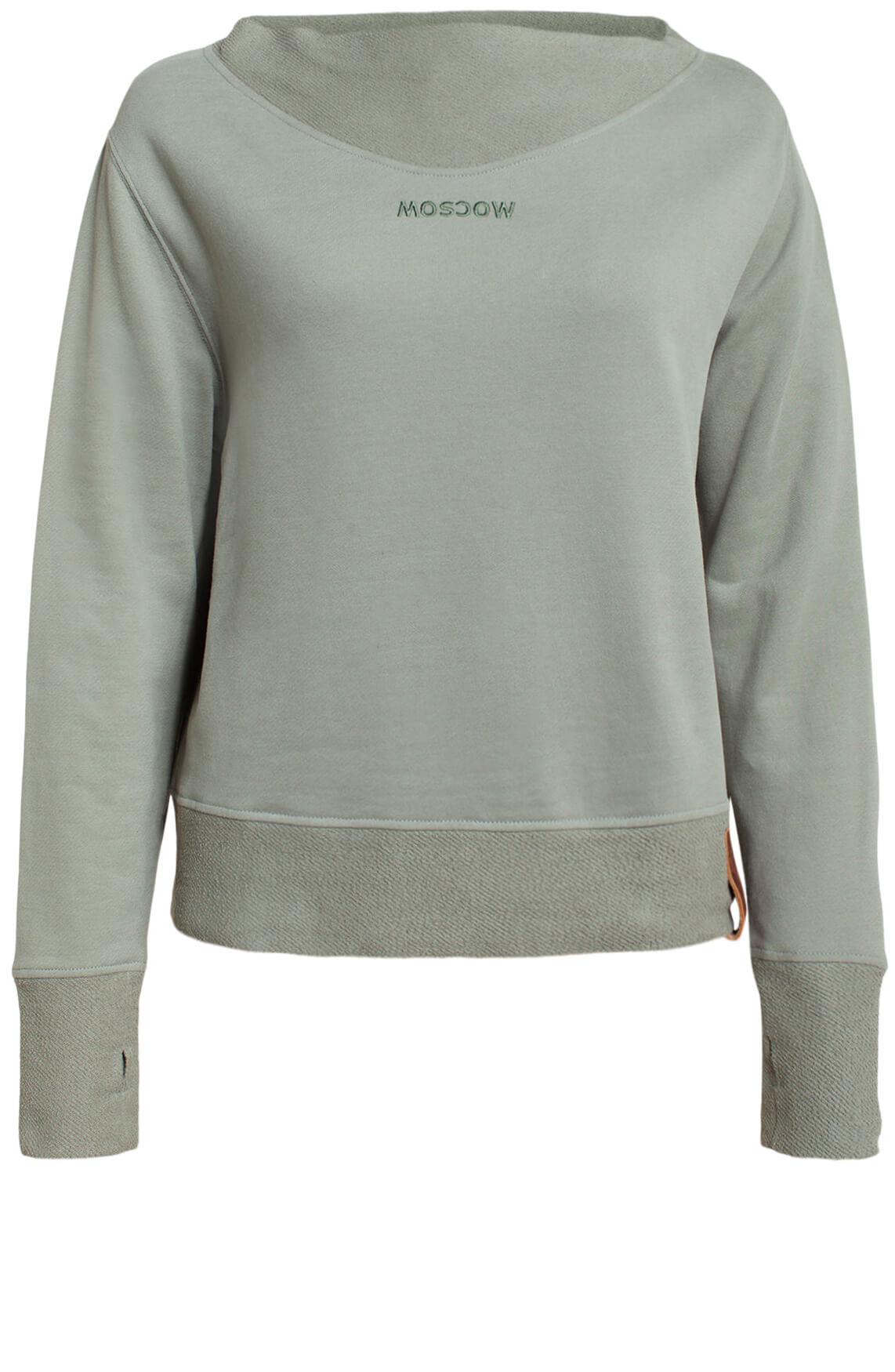 Moscow Dames Tyana sweater Groen