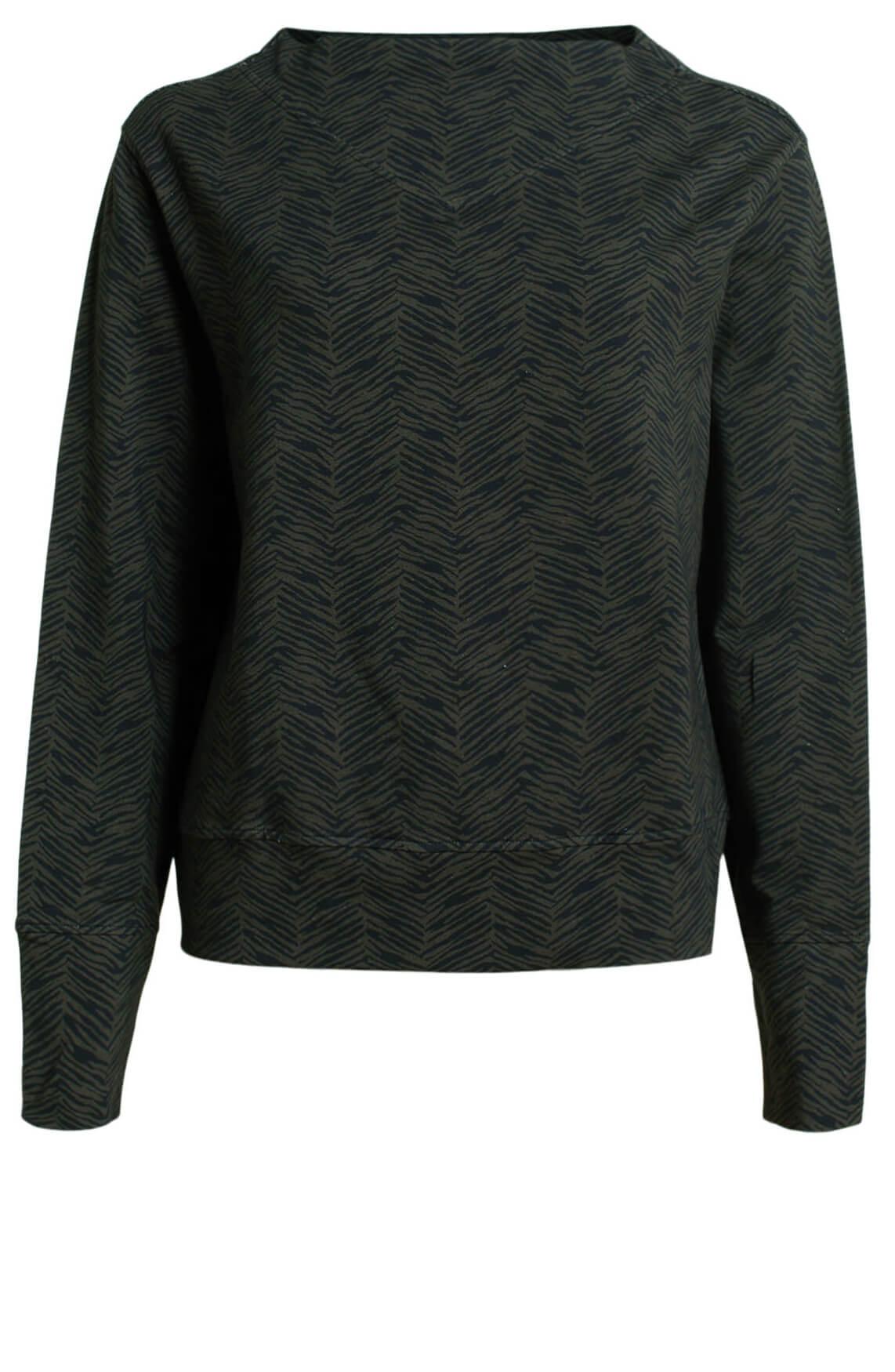 Moscow Dames Tiara sweatshirt Groen