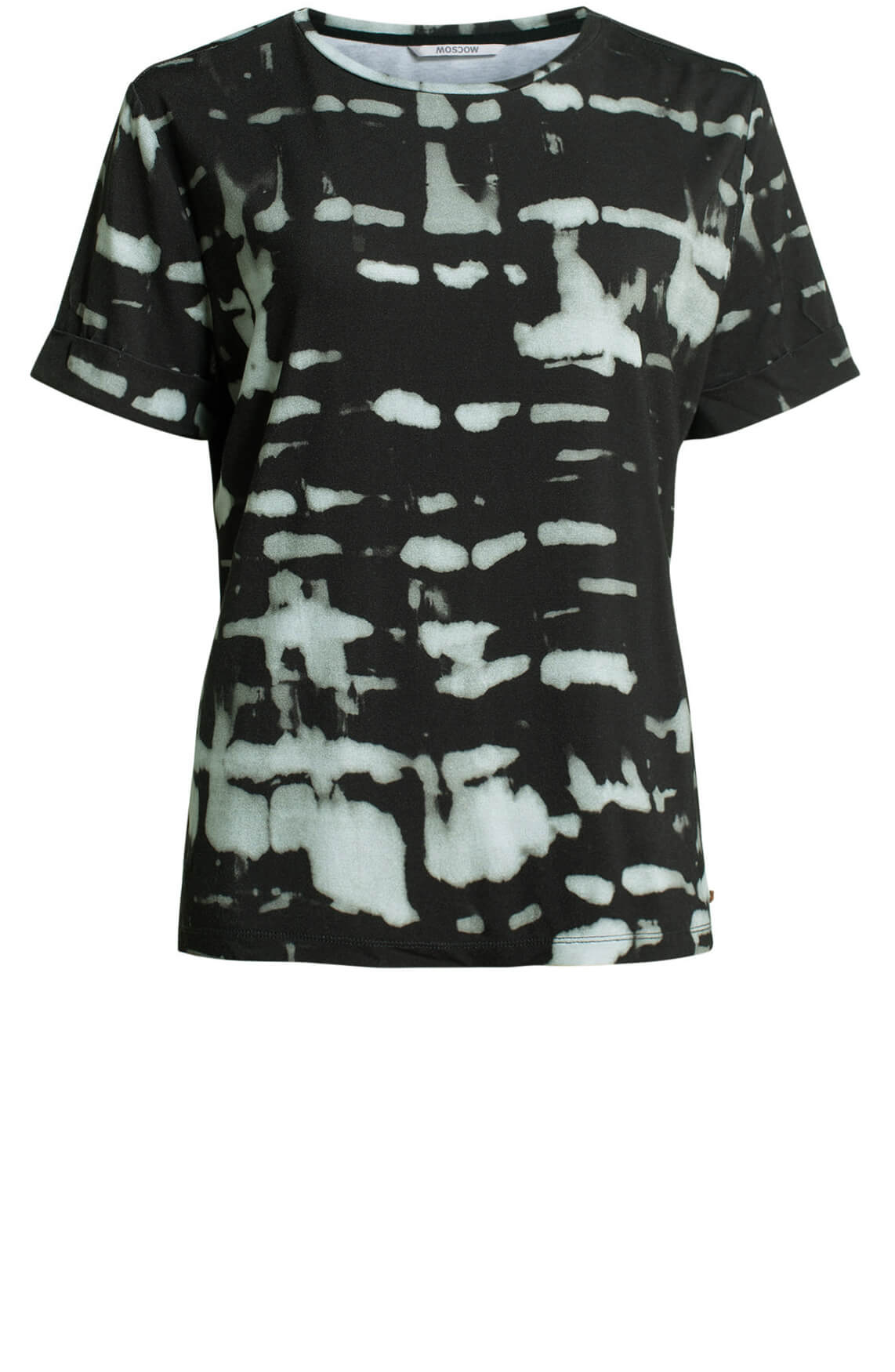 Moscow Dames Sabrina T-shirt groen