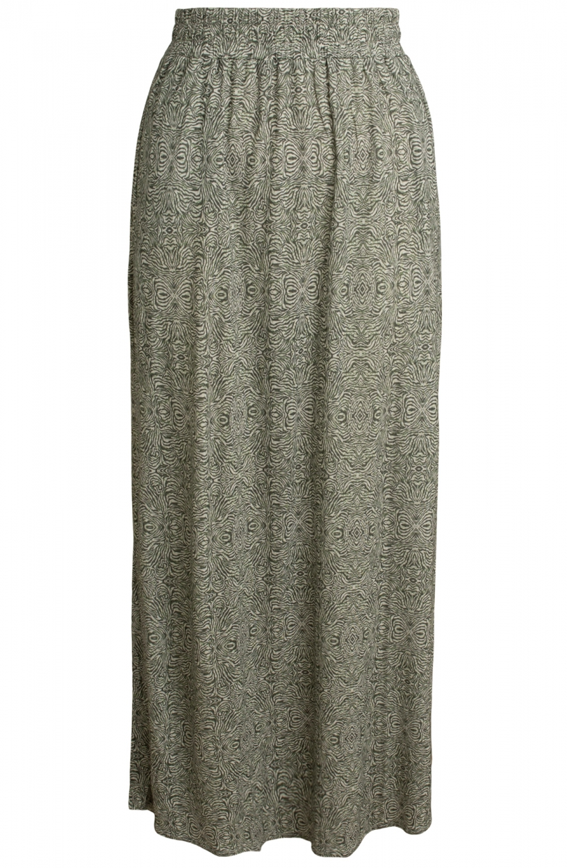 Moscow Dames Sunny print rok Wit
