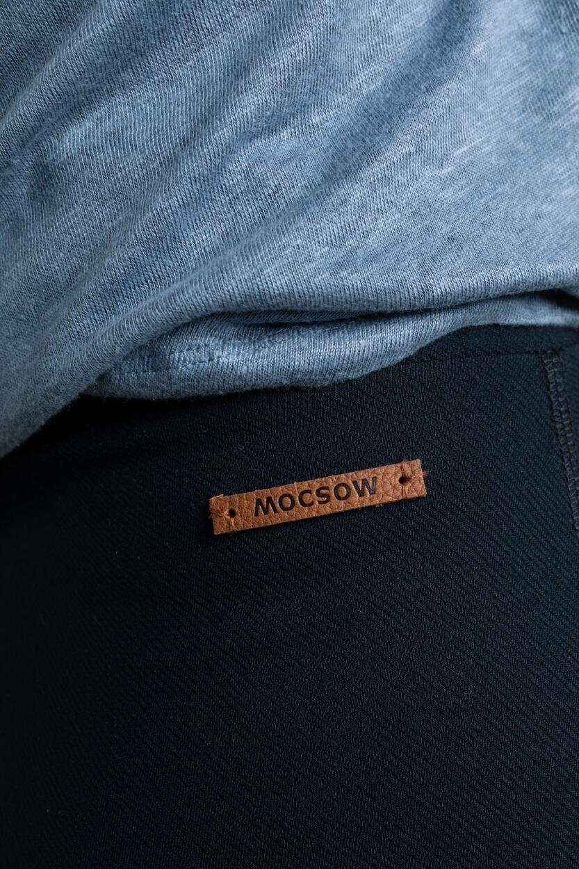 Moscow Dames Romea skirt Blauw