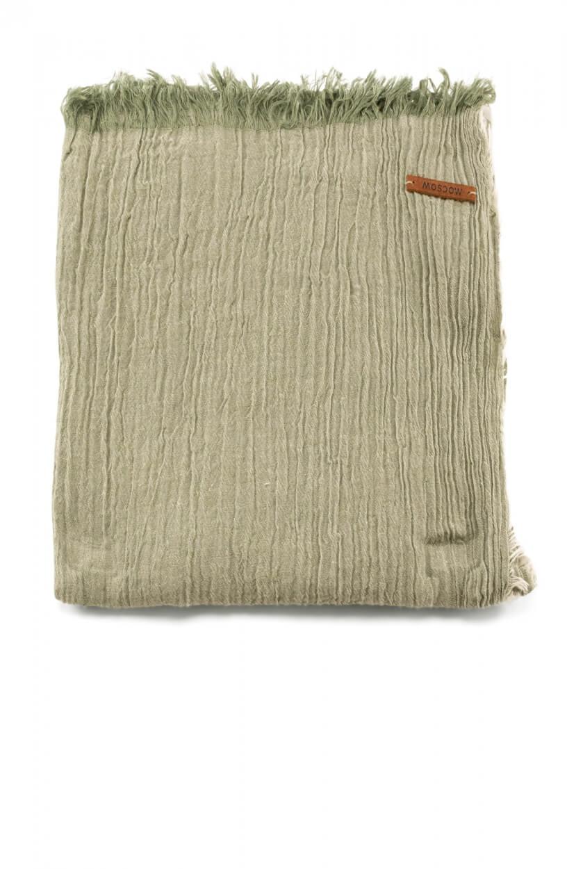 Moscow Dames Fray shawl Groen