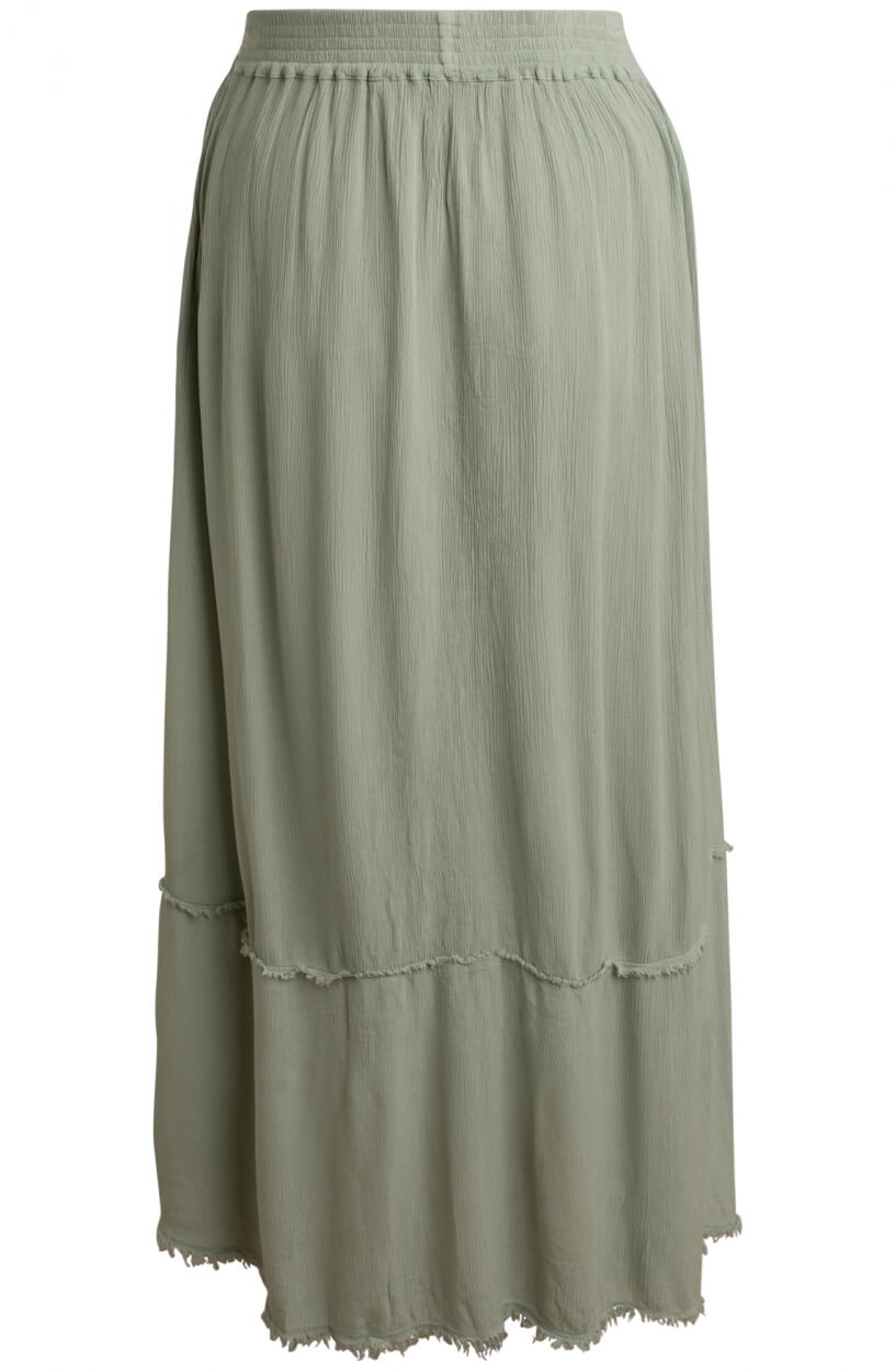 Moscow Dames Flowerchild skirt Groen