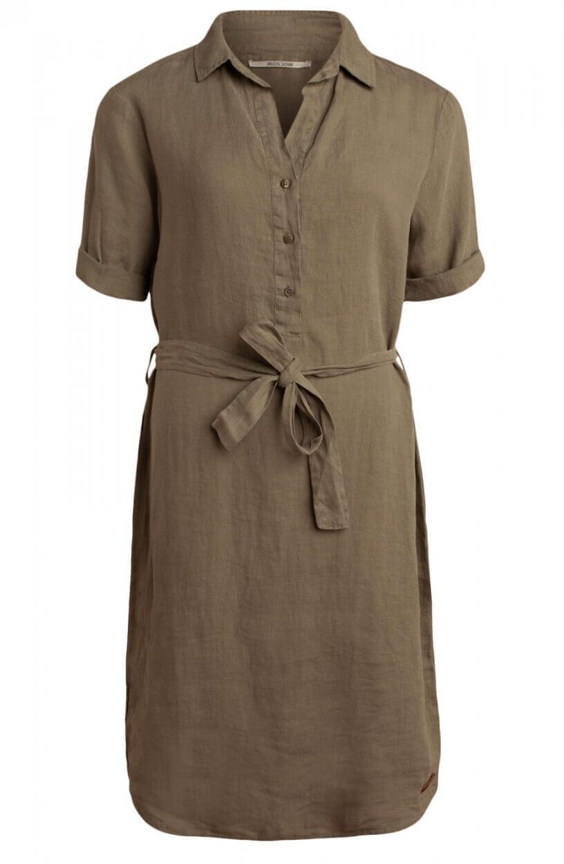 Moscow Dames Fantasy dress Bruin