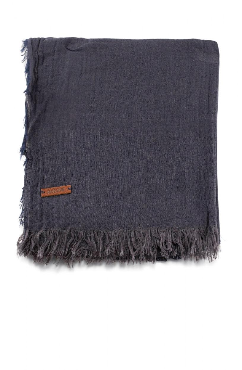 Moscow Dames Fray shawl Blauw