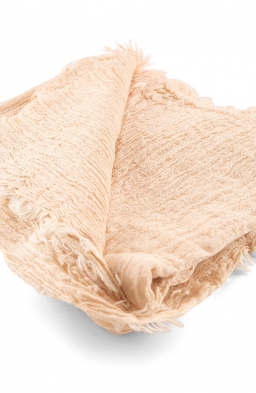 Moscow Dames Fray shawl Roze