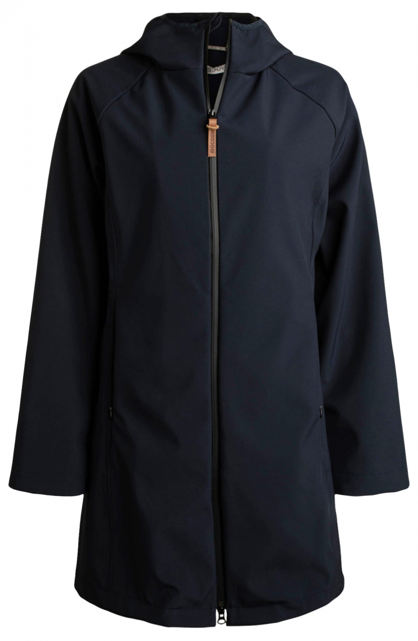 Moscow Dames Electra softshell jacket Blauw