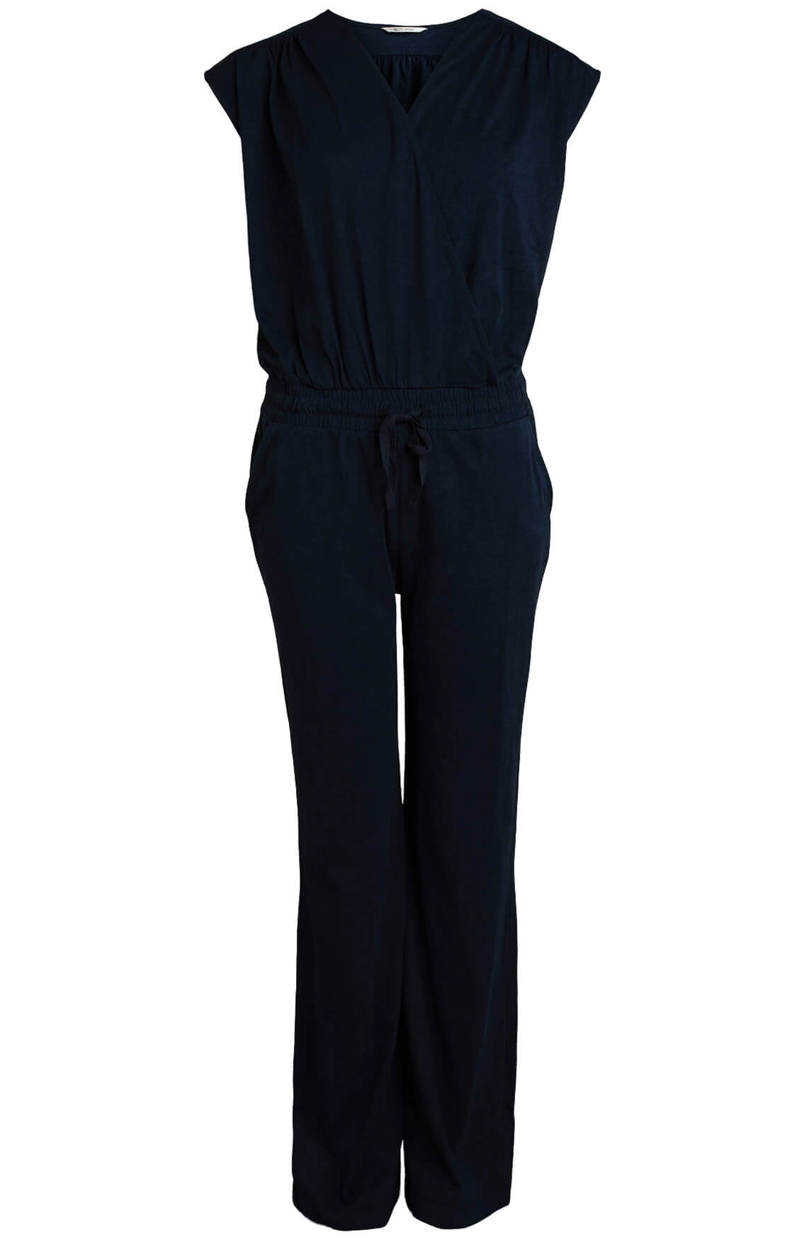Moscow Dames Promise jumpsuit Blauw