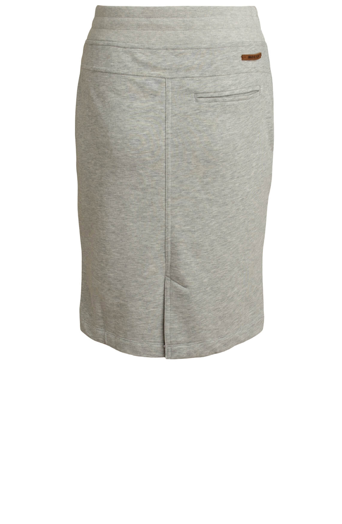 Moscow Dames Esmee sweat skirt Grijs
