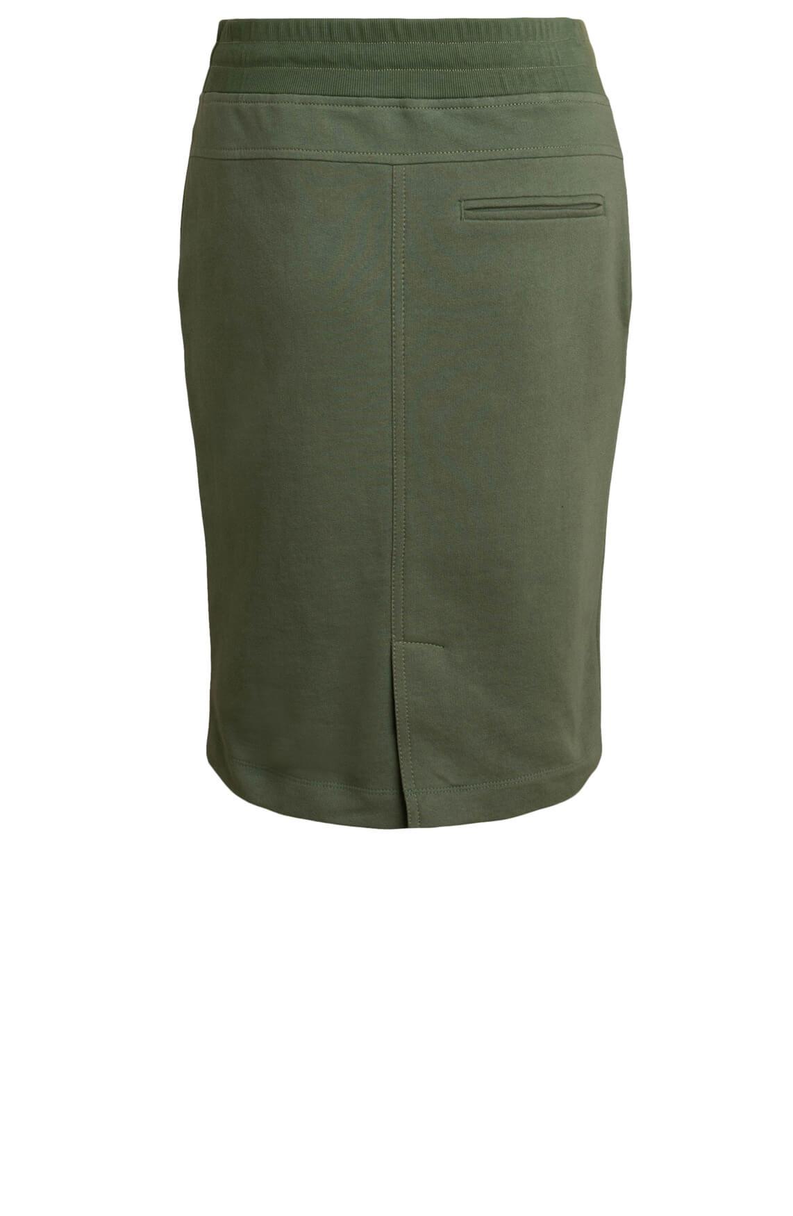 Moscow Dames Esmee sweat skirt Groen