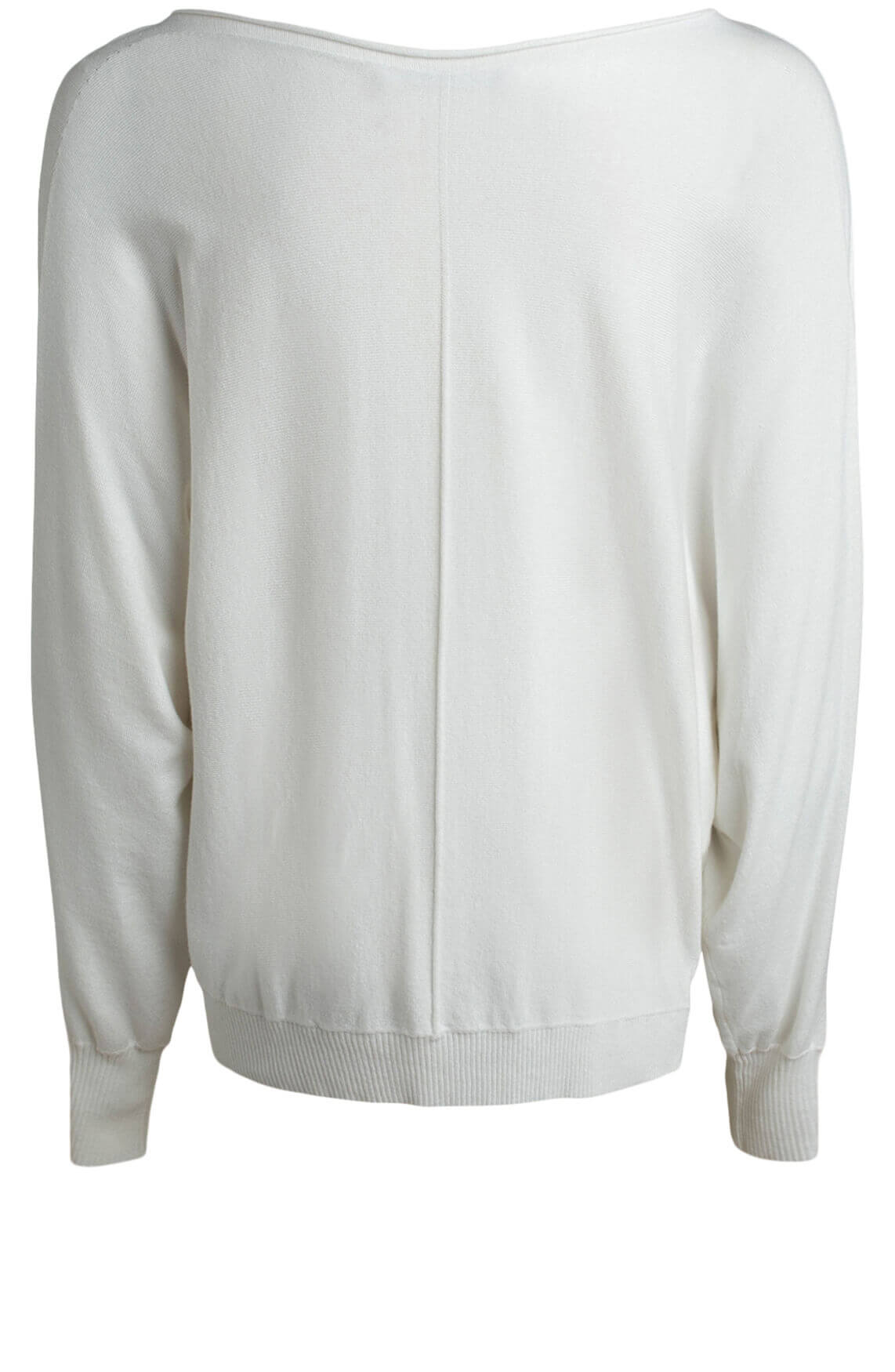Moscow Dames Azalea pullover Wit