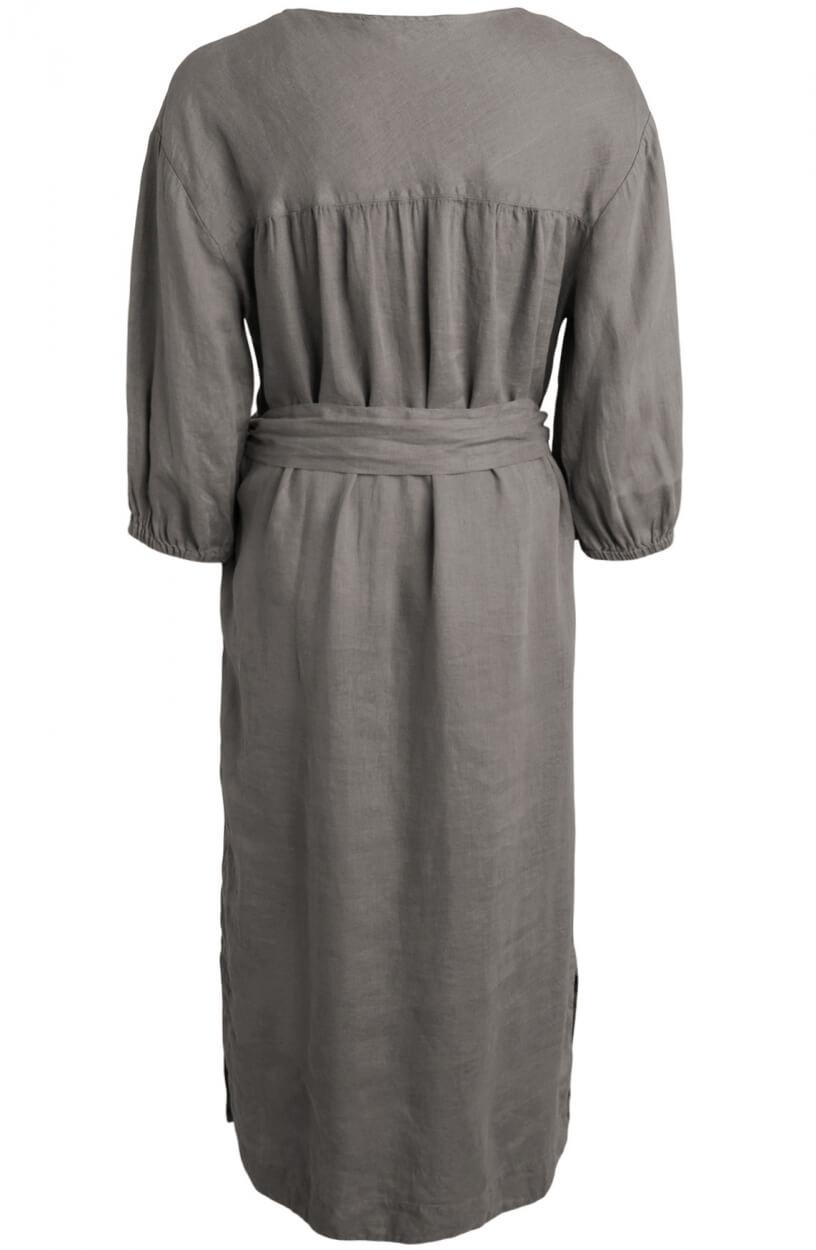 Moscow Dames Moonbeam jurk Grijs