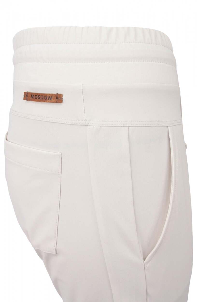 Moscow Dames Gi broek Wit
