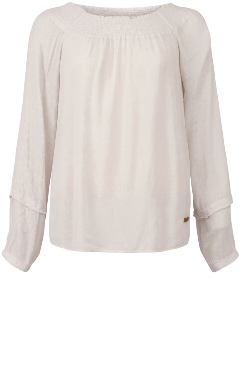 Moscow Dames Starlight blouse Wit