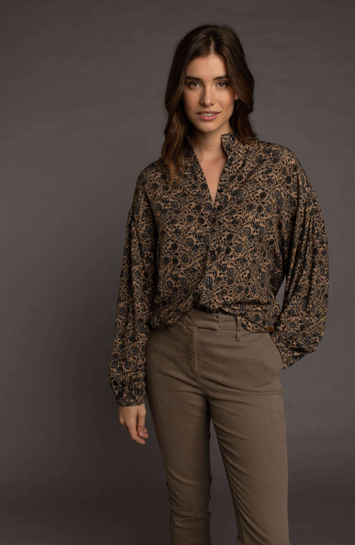 Moscow Dames blouse Lilian Bruin