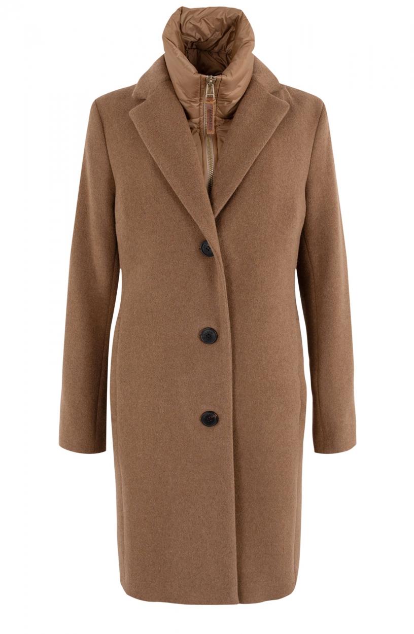Moscow Dames Coat Bogdana Bruin