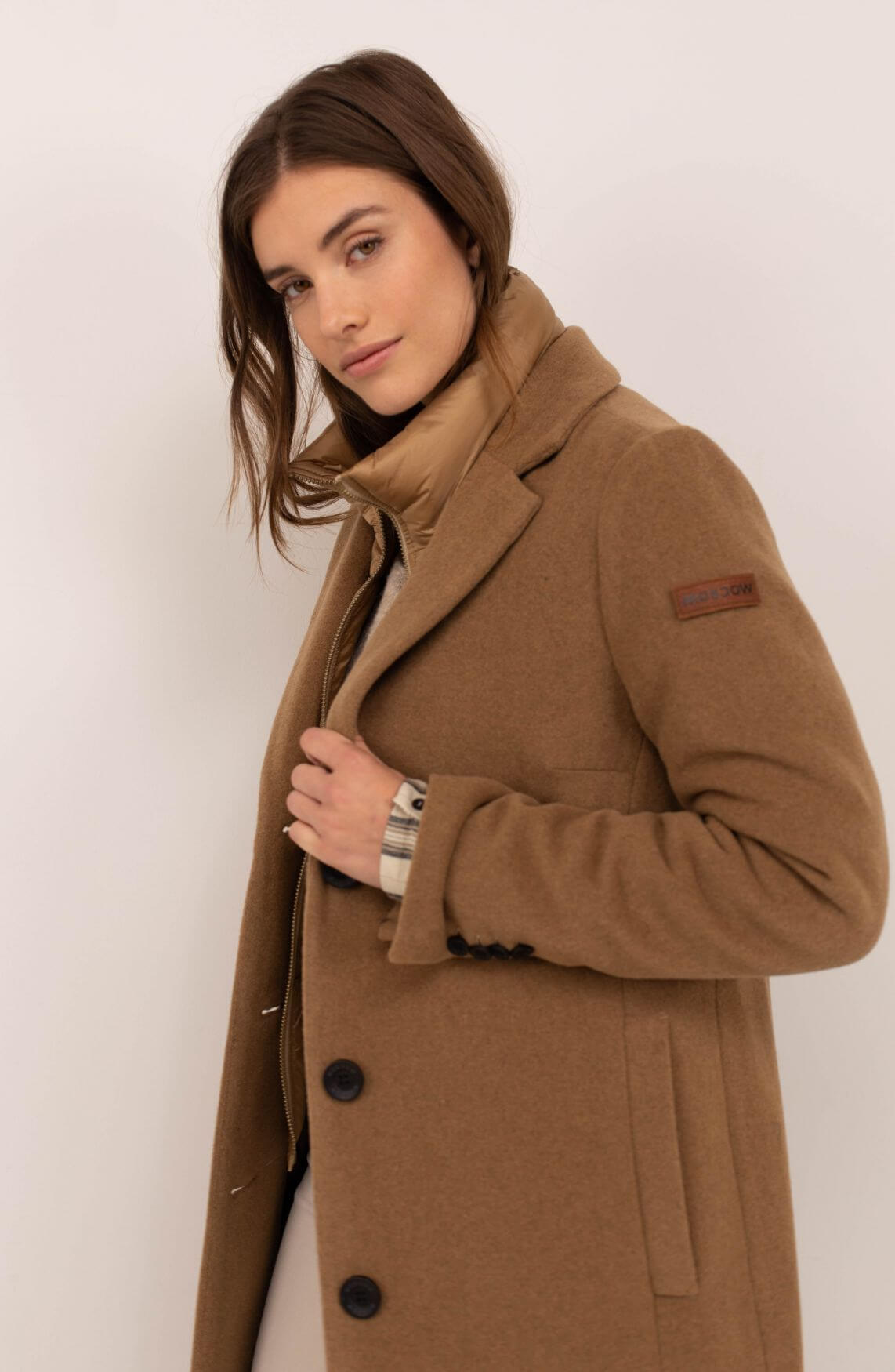 Moscow Dames Coat Bogdan Bruin