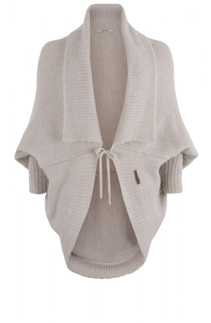 Moscow Dames Cardigan Addison Wit