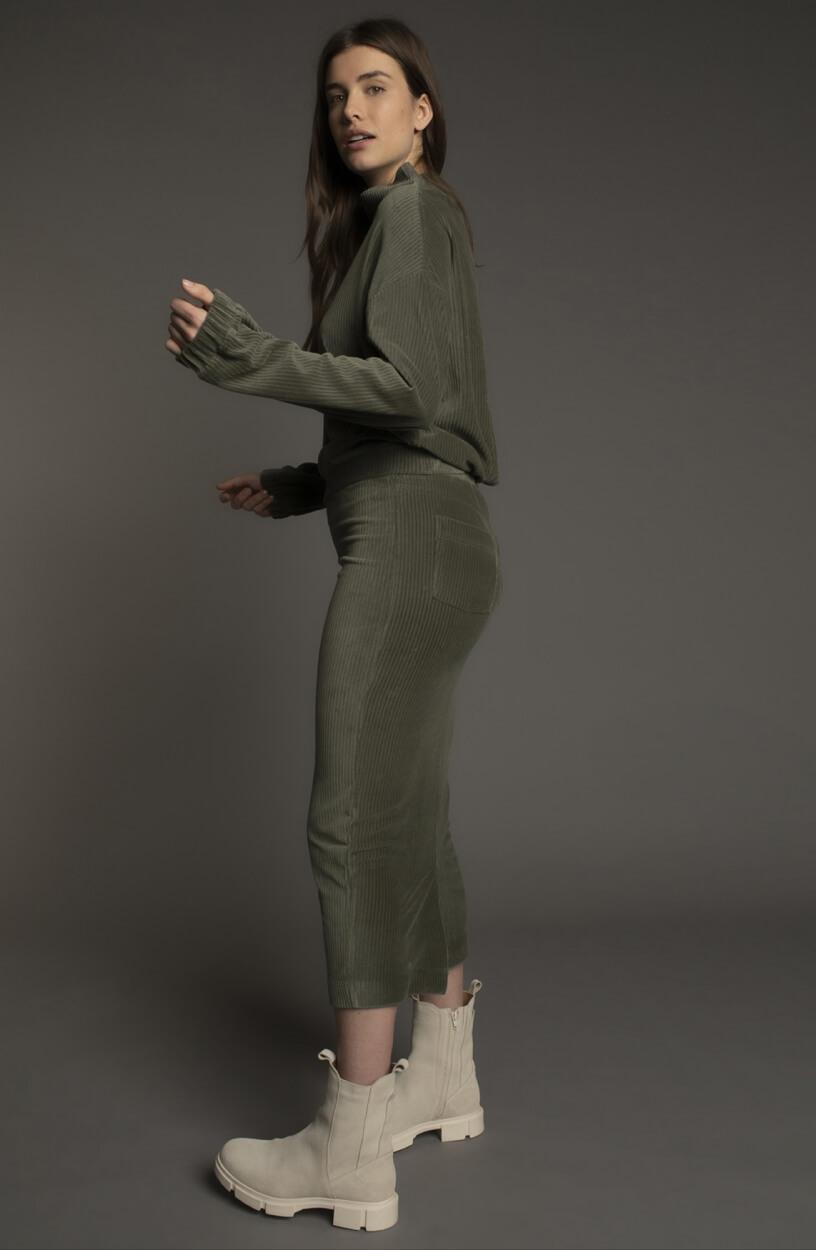 Moscow Dames Skirt Freya Groen