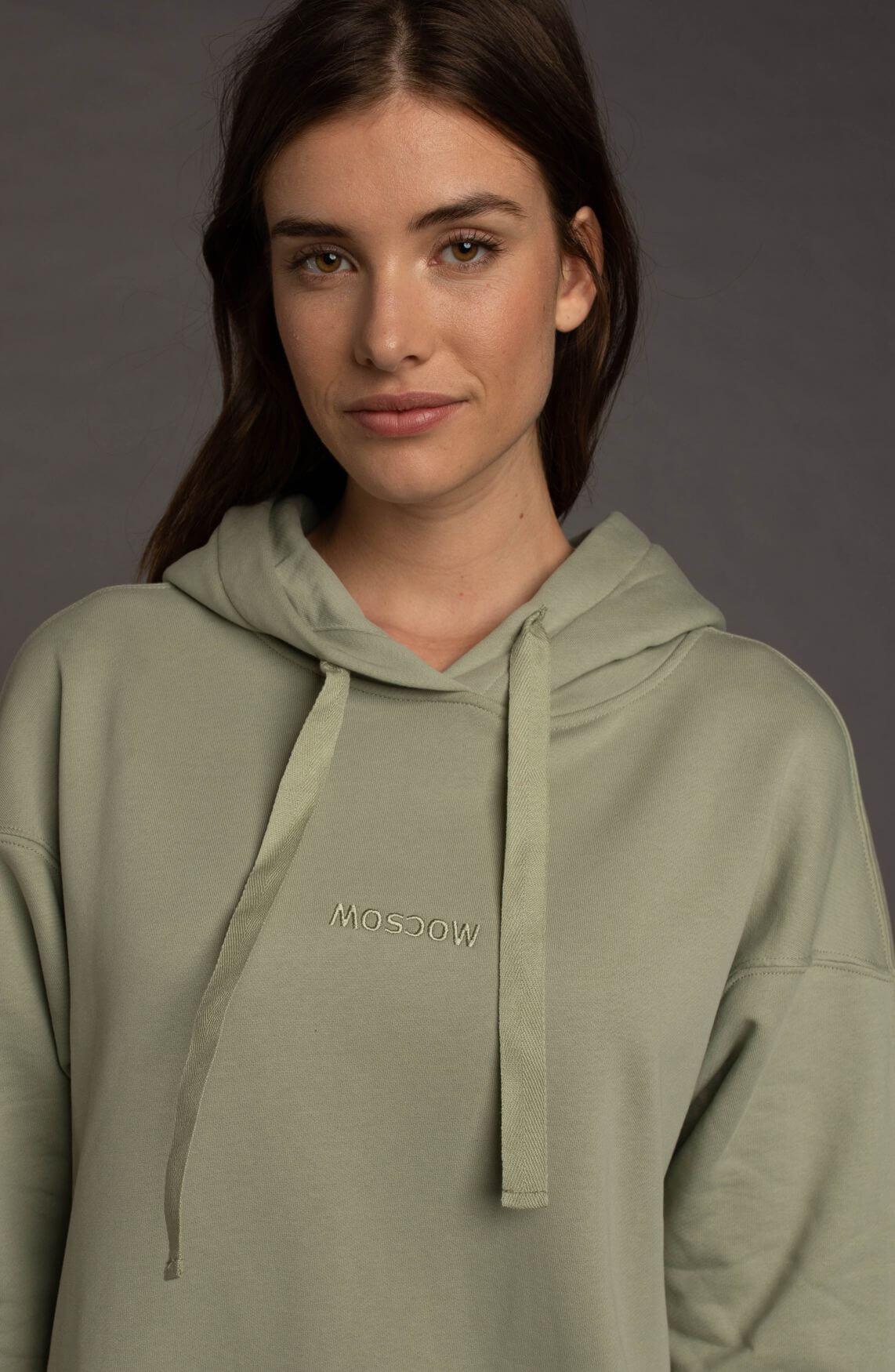 Moscow Dames Sweat dress Stasia Groen