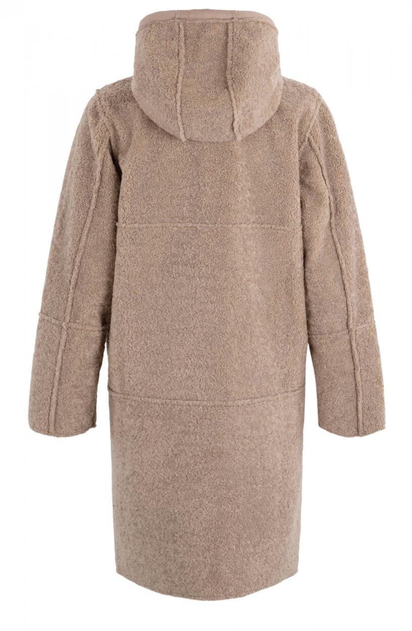 Moscow Dames Coat Hannah Bruin